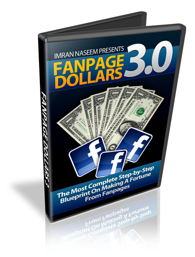Fanpage Dollars 3.0 by Imran Naseem