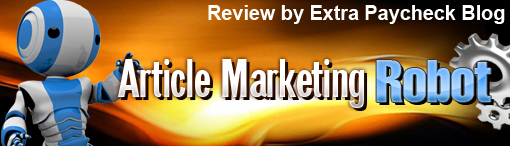 Article Marketing Robot Review