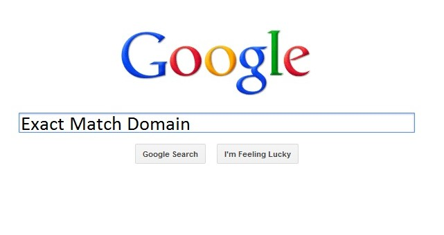 Exact Match Domains Making a Comeback