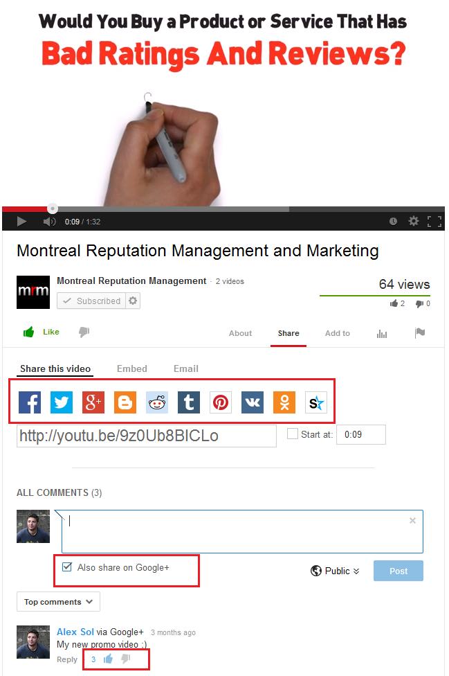 YoutubeGoogle