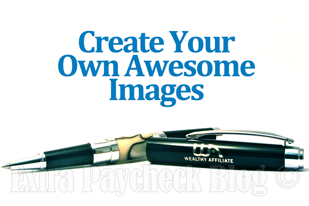 Make Your Own Images