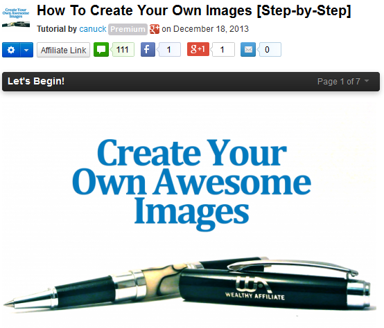 Make Your Own Photos