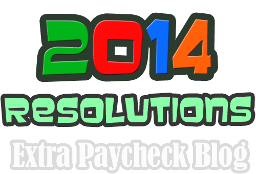Resolutions New Year 2014