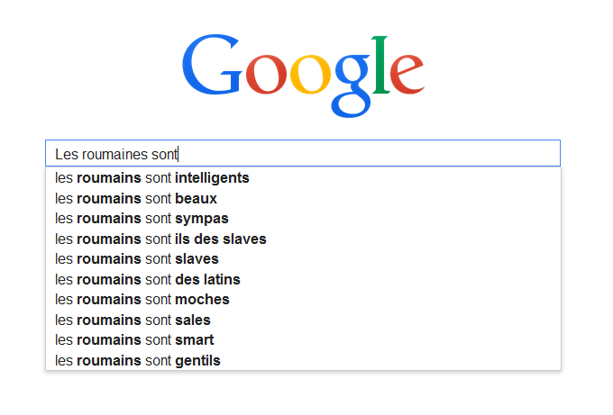 Les Roumains Sont Suggested