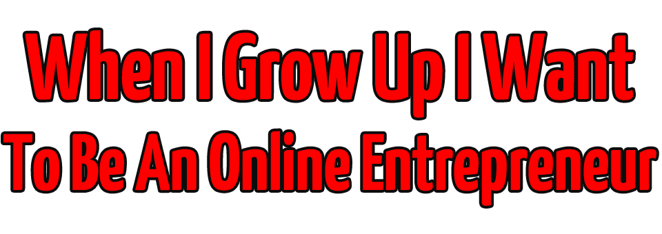 Become an Online Entrepreneur