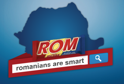 ROM Romanians Are Smart