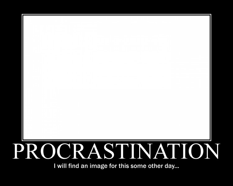 Beating Procrastination