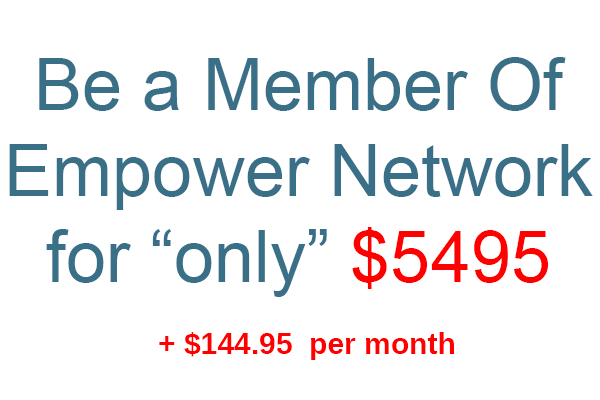 empower network price