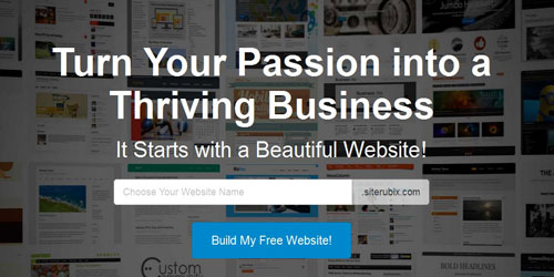 Create Website for Free without Pure Leverage
