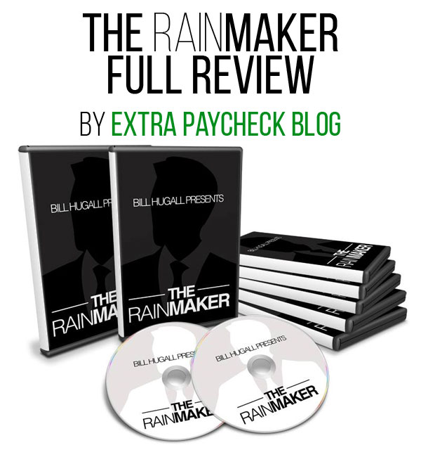 Bill Hugall Rainmaker Review Scam
