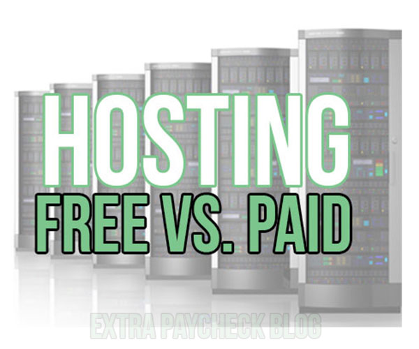 Why You Should Pay For Hosting