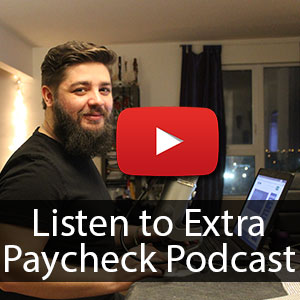 Extra Paycheck Podcast on iTunes