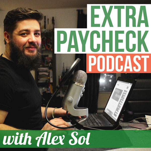 Alex Sol Extra Paycheck Podcast