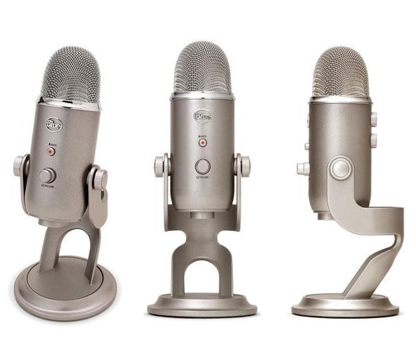 Blue Yeti Mic for Podcasting