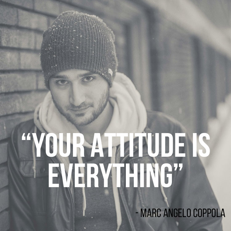 Marc Angelo Coppola on Extra Paycheck Podcast