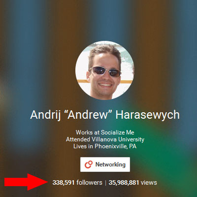 "Andrij ""Andrew"" Harasewych"