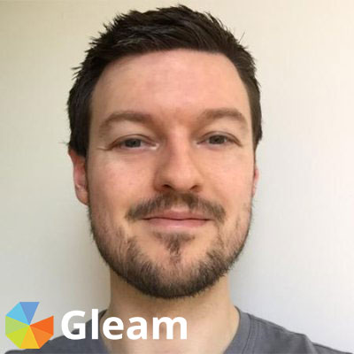 Stuart McKeown from Gleam.io