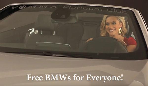 Vemma free BMW scheme