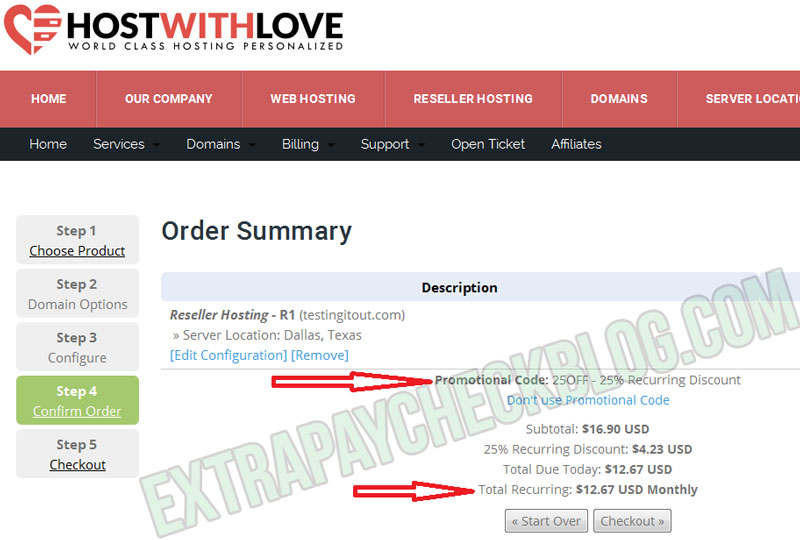 HostWithLove Coupon Code