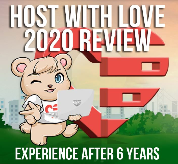 HostWithLove Review