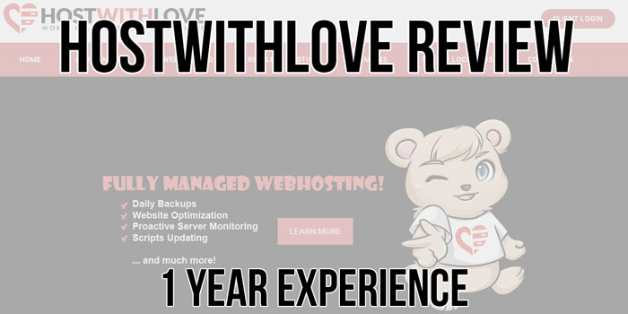 HostWithLove Hosting Review
