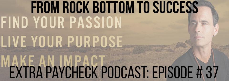 Derek Rydall Extra Paycheck podcast