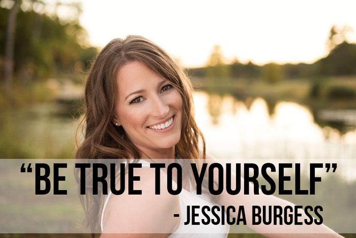 Jessica Burgess Interview