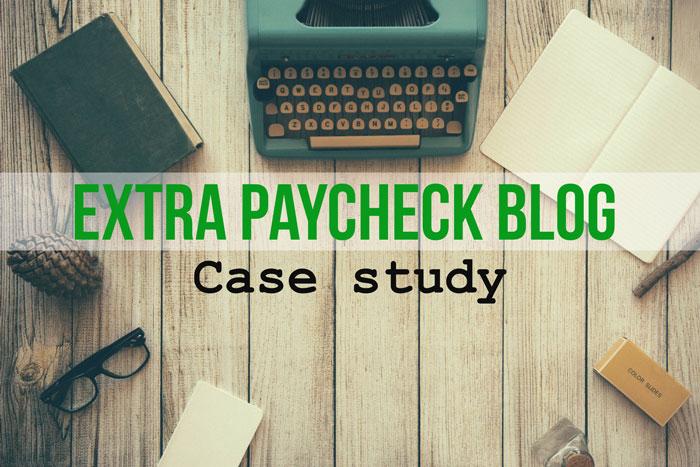 extra paycheck case study