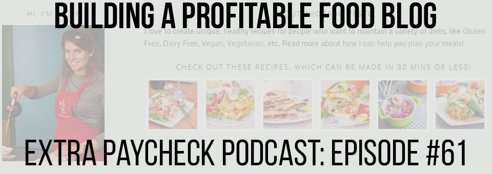 EPP 061: Starting a Profitable Food Blog With Vicky Berman