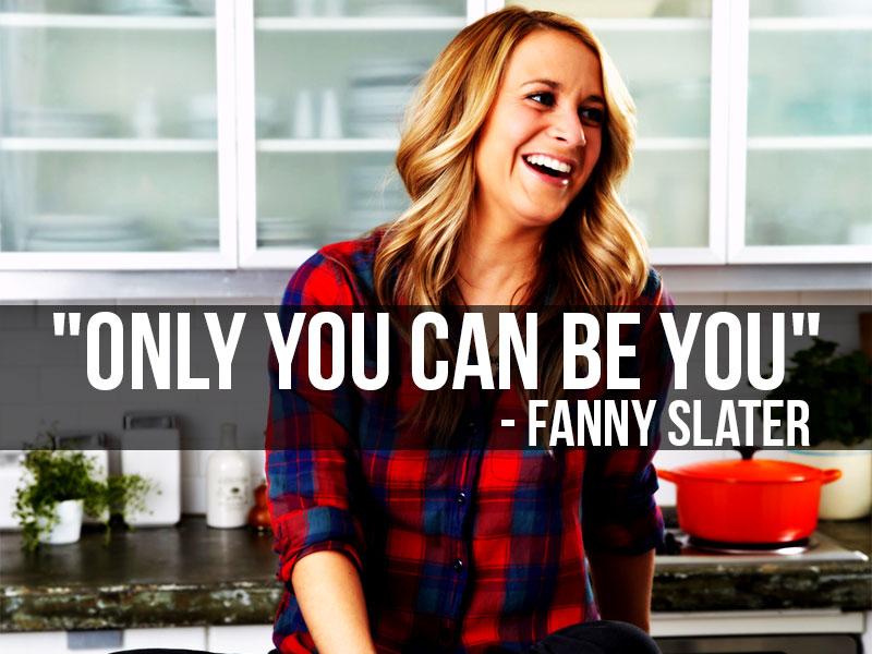Fanny Slater Podcast