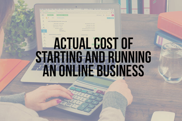 investment of online business