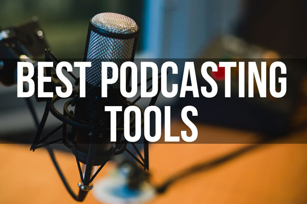 tools for podcast