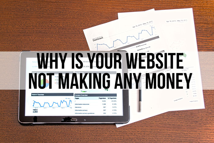 earn with website