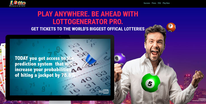 LottoGeneratorPro Review