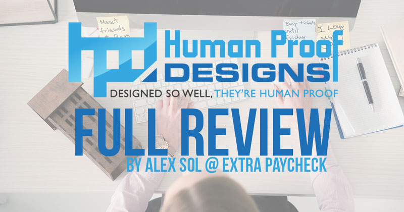 HumanProofDesigns Review