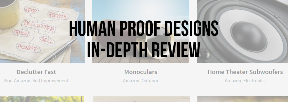 Human Proof Designs' Ready-Made Websites – Full Review