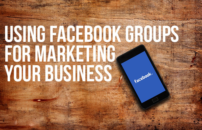 promote your business on Facebook groups