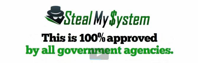 steal my system illegal