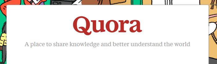 quora content