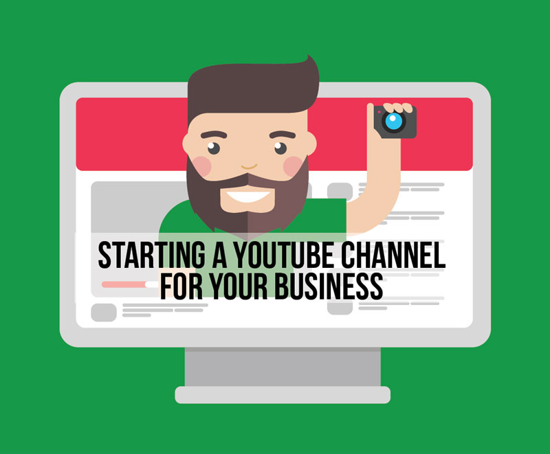 Youtube Channel for Business Marketing
