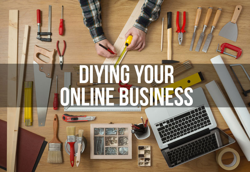 Do it yourself online business