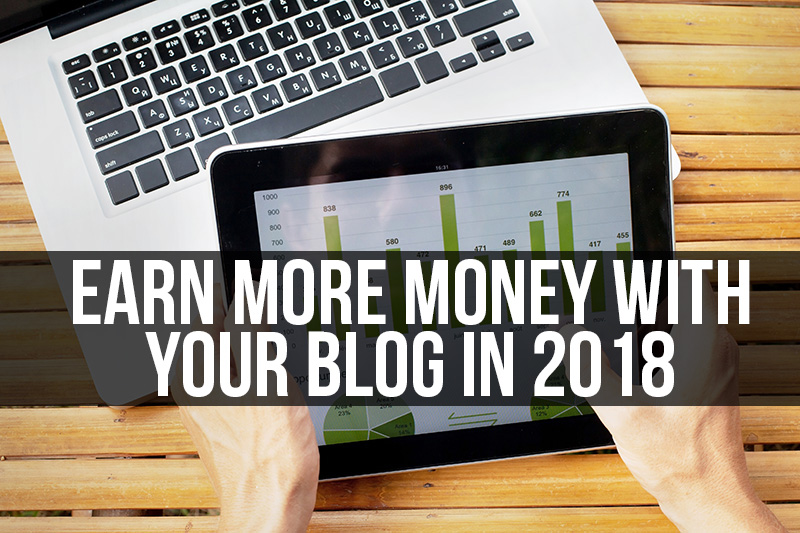 make more money with your blog