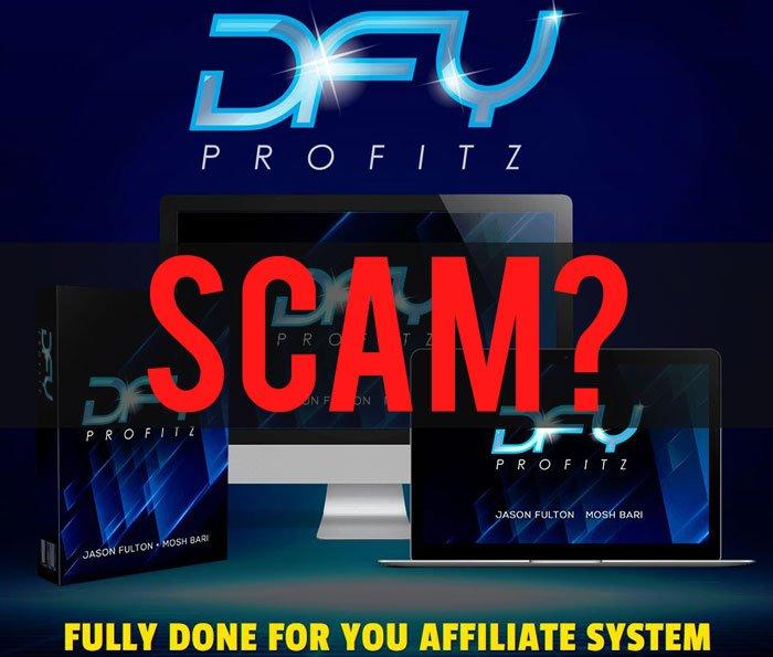 DFY Profitz scam