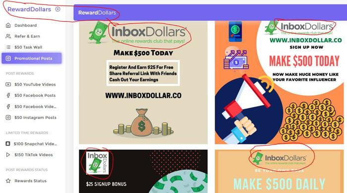 RewardDollars Scam