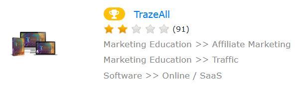 Trazeall customer feedback