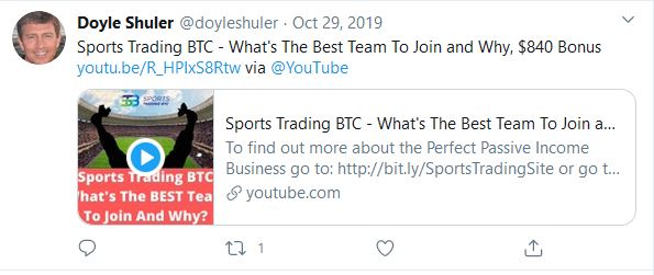 Doyle Shuler Cryptocurrency scam