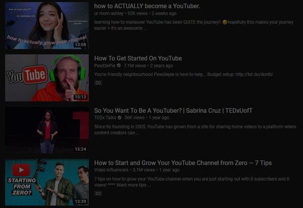 Youtube Work Online