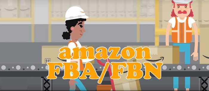 Work with Amazon FBA