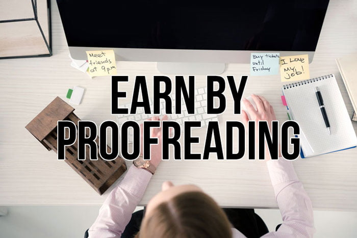 Proofreading Jobs