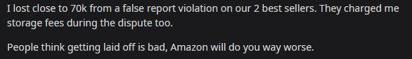 Amazon FBA fail 2